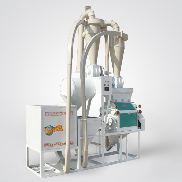 6FW-F50B 日产12吨制粉机