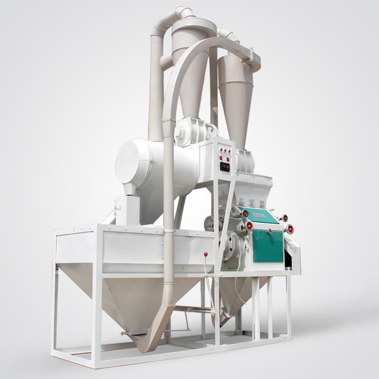 6FW-F40 全自动杂粮专用制粉机