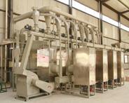 豌豆脱皮机(100吨)